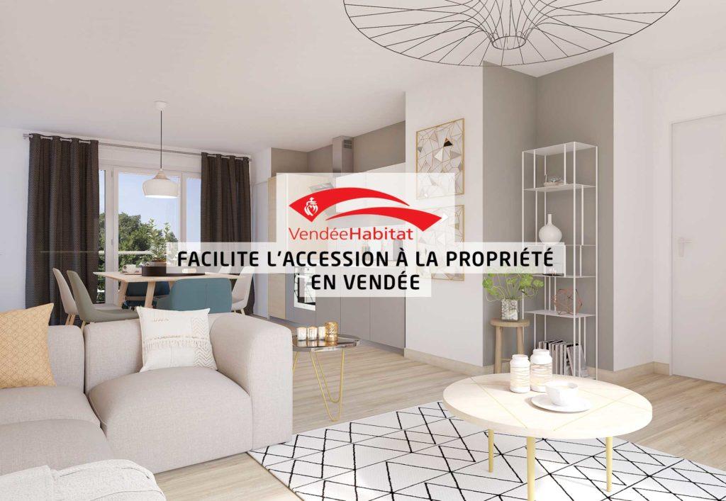 Vendée habitat facilite l'accession à la propriété en Vendée